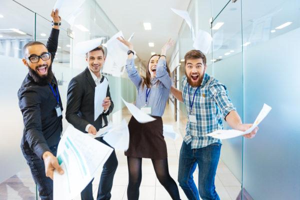 Mi empresa es saludable – Wellbeing